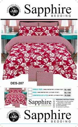 Gul ahmed bedsheets 2 years