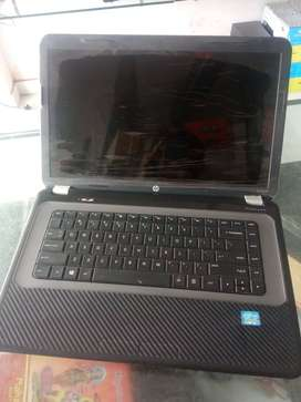 Hp g6 core i5 used laptop.A++ condition, 4gb,600 gb hdd,15.6 screen