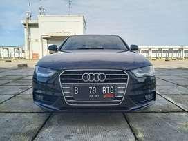 Audi A4 1.8 TFSI MATIC 2013