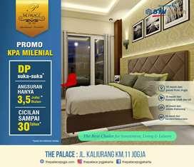 The Palace Yogyakarta 1006 ! Apartemen untuk semua warga indonesia