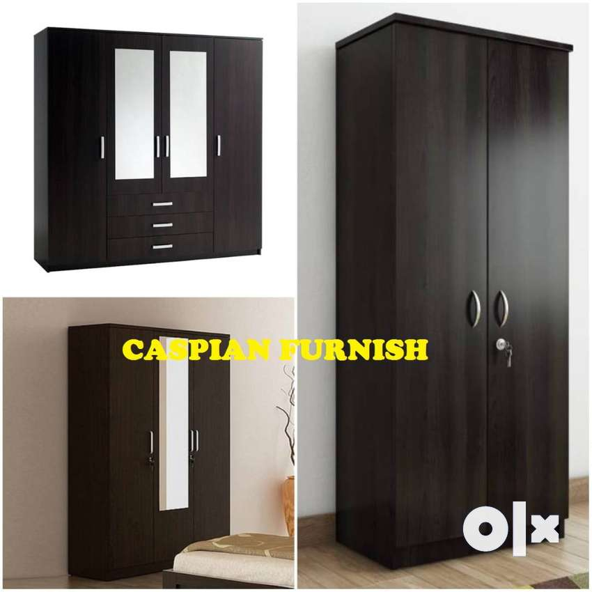 Caspian Furniture :- New Wardrobes all Sizes and Types
