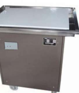 Ice cream tawa machine and stone machine