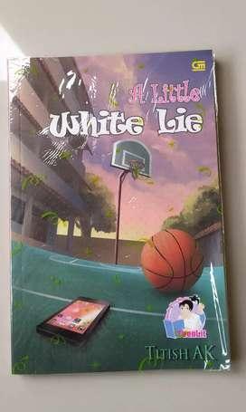 Novel Preloved Teenlit : A Little White Lie by Titish AK