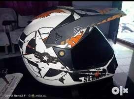 vega Off Road helmet