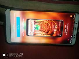 Note 5 pro, like new with bill and charger, 4G with dual camera