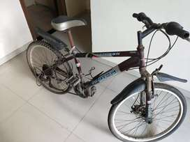 Fantom Typhoon 21 gears bicycle for sale