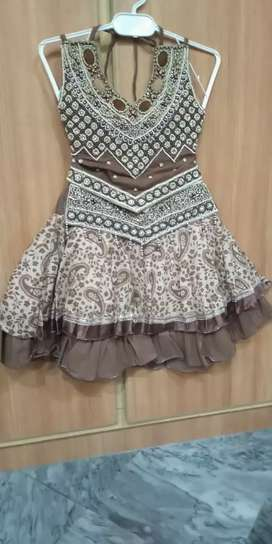 Skirt style Frock