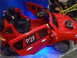 Mobil anak gas injak