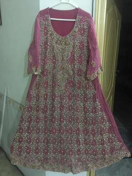 Bridal Maxi. Color Tea Pink.