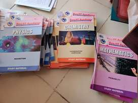 Jee mains and advanced study material.