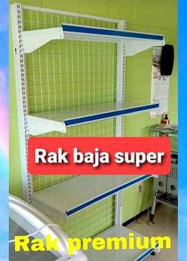 Pabrik Rak minimarket gondola toko supermarket, Balikpapan