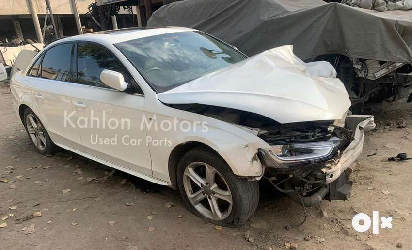 Used Car Parts Audi A4