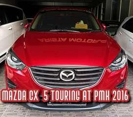 MAZDA CX 5 Touring facelift AT pmk 2016 KM 51RB Asli