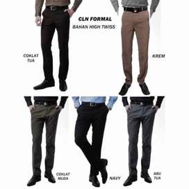 Celana Formal/Kerja Panjang Pria