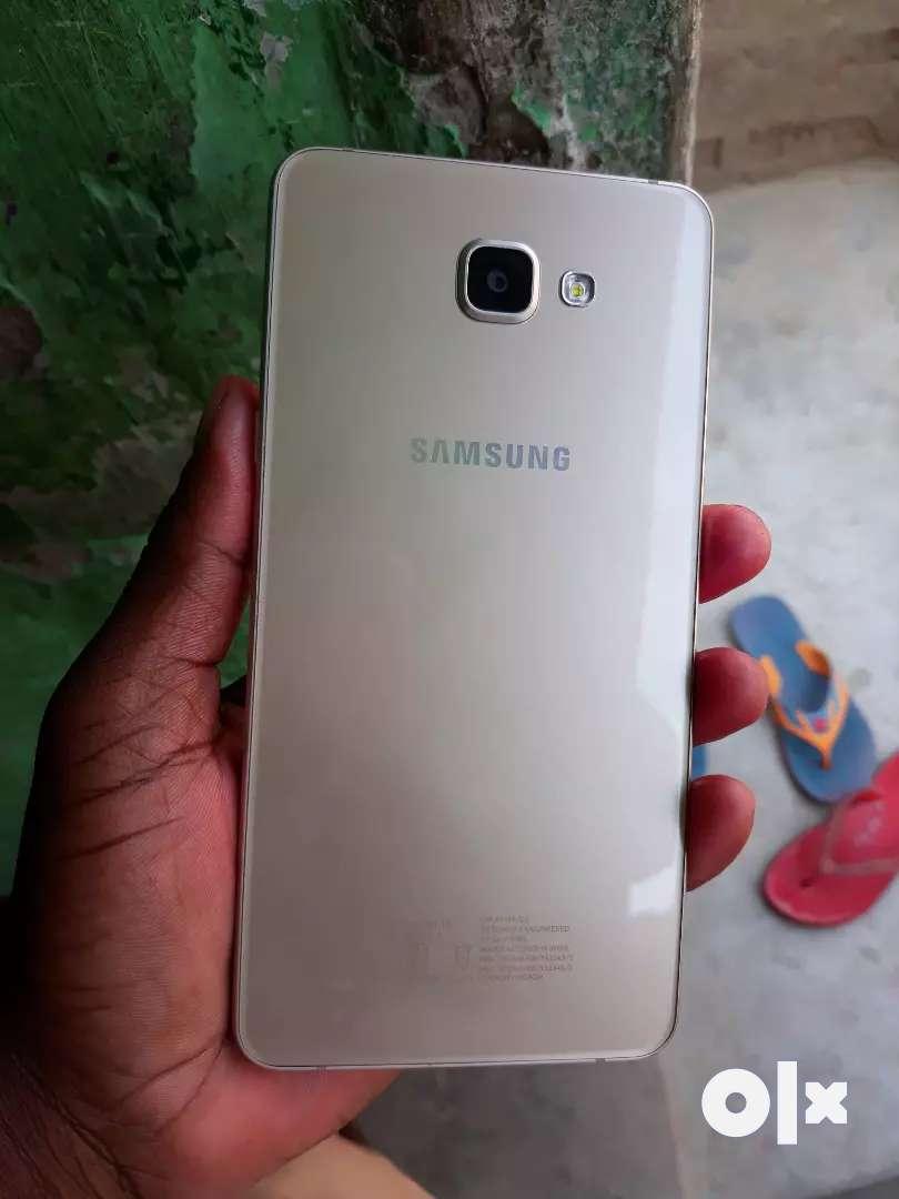 Samsung galaxy a9 pro full condition 23900 ka bill hai 0