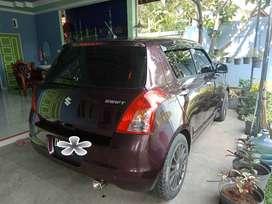 Dijual mobil Suzuki Swift Tahun 2008