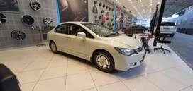Honda Civic Hybrid electric motor model limited series
