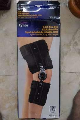 Tynor Ajustable R.O.M. Knee Brace for Multiple Orthopedic Problems