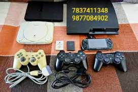 Also ps2 ps3 ps4 sale parcheg and repair