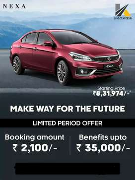 Book your dream car @ 1000/-rs *LIMITED OFFER*