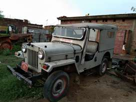 Mahindra Jeep 1998 Diesel Good Condition