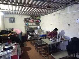 Restaurants steel furniture ,(complete restaurant setup)