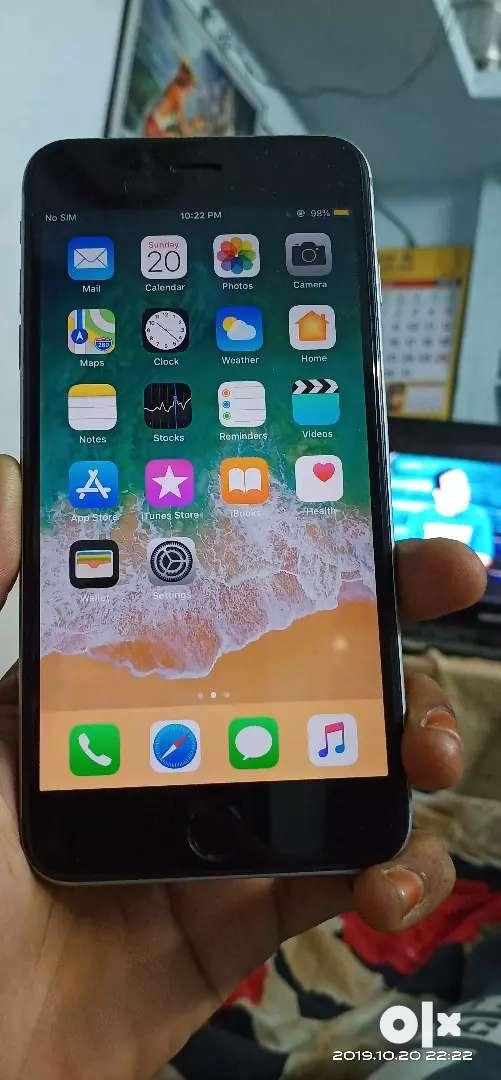 Excellent condition no problem iPhone 6 plus 0