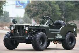 Army design modified jeep