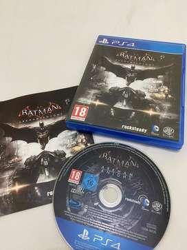Bd ps4 Batman arkham
