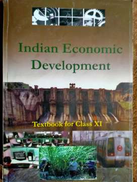 Indian economic development textbook for class11th
