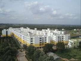 2BHK for 13000 at Confident Atik Apartment, Sarjapur Road, Bangalore