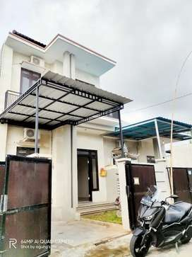 Rumah Baru Gress Disewakan Dikontrakkan Bs Bulanan di Padma dkt Gatsu
