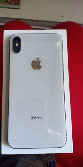IPHONE XS MAX 64GB SECOND ORIGINAL LIKE NEW !! - Putih