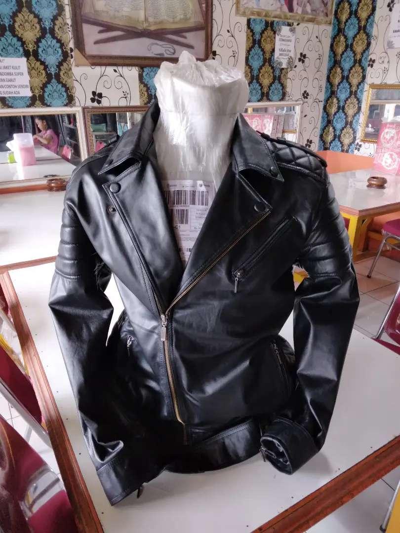 Jaket kulit garut super