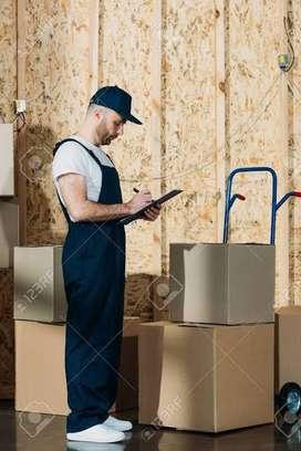 Cargo & Food loader