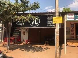 Cafe pi shop