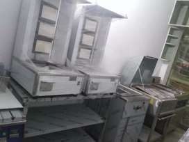 Shawarma machine new available for sale
