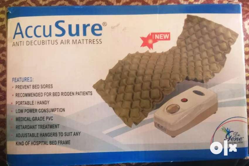 Accusure  anti decubitus  air mattress 0