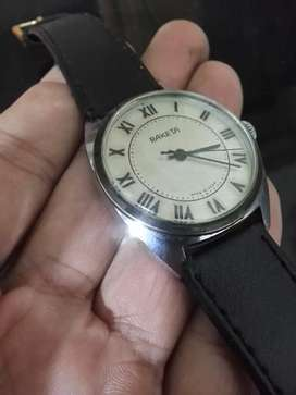 vintage watch hand winding Russian classic Antique