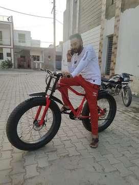 Brand new tourrien bicycle