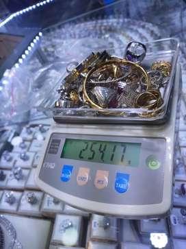 terima emas pake surat/tampa surat (SUMBAR)