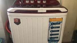 8.2 kg washing machine