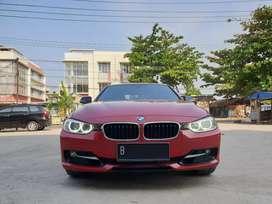 BMW F30 320i Sport  Matic 2013, Km 59rb, Kondisi Istimewa, Siap Pakai