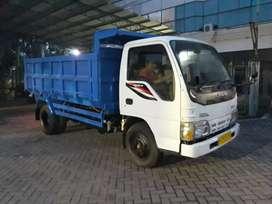 Dump Truck Isuzu Elf PS 125 HD Nkr 71