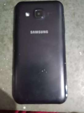 Samsung Galaxy j2 cover color red