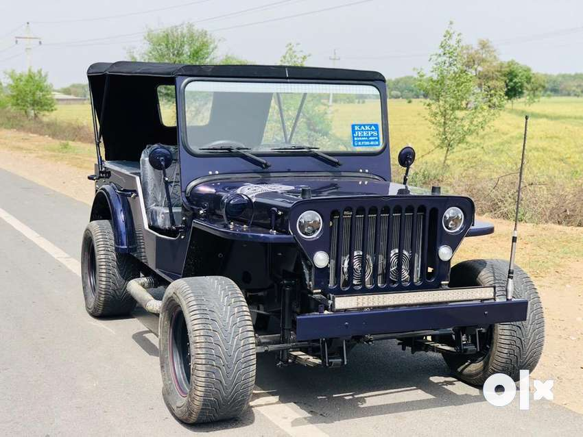 New willys modified open jeeps