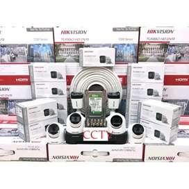 Solusi keamanan pasang baru Kamera CCTV original hilook by hikvision
