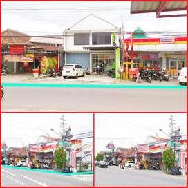 Ruko dan tempat usaha pinggir jalan raya godean KM 5 premium