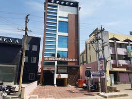 Ground floor and first floor commercial area available for rent