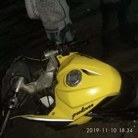 Bajaj rs 200 new condition